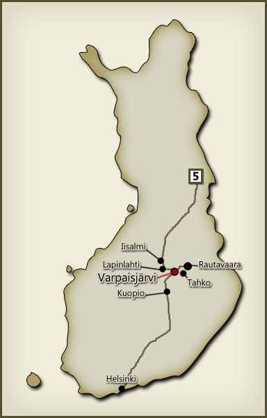 Location Villielainmaa